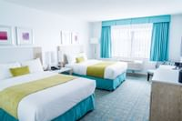 Coast Hotel Convention Centre Langley City - Comfort 2 Queens