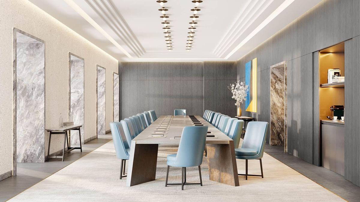 Meeting room at Almanac Vienna