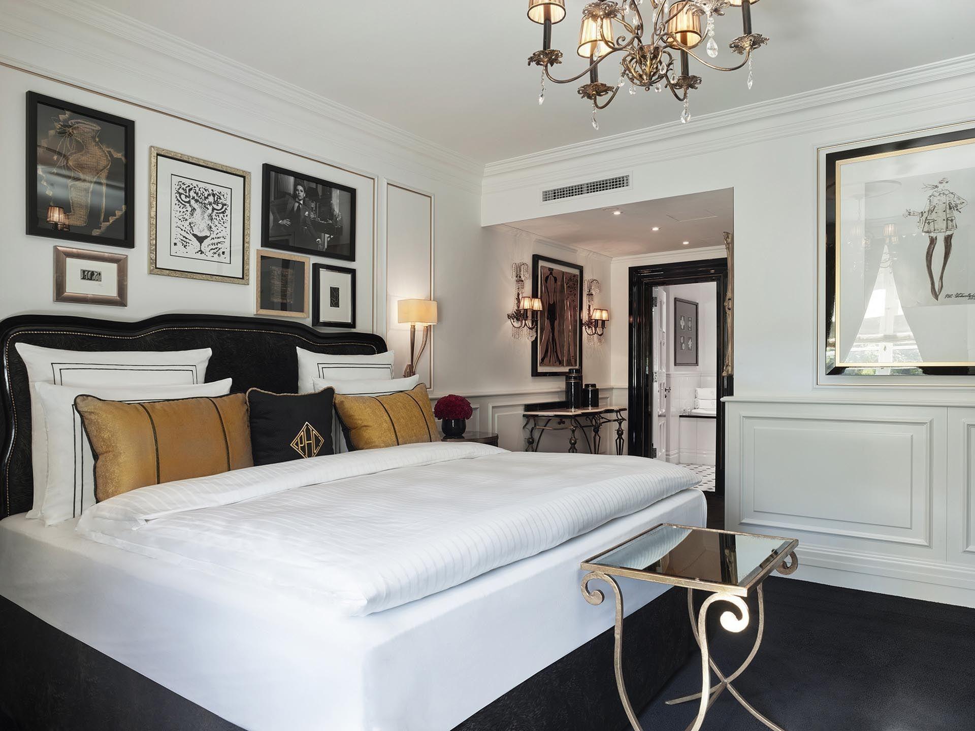 King Premium Room at Patrick Hellman Schlosshotel