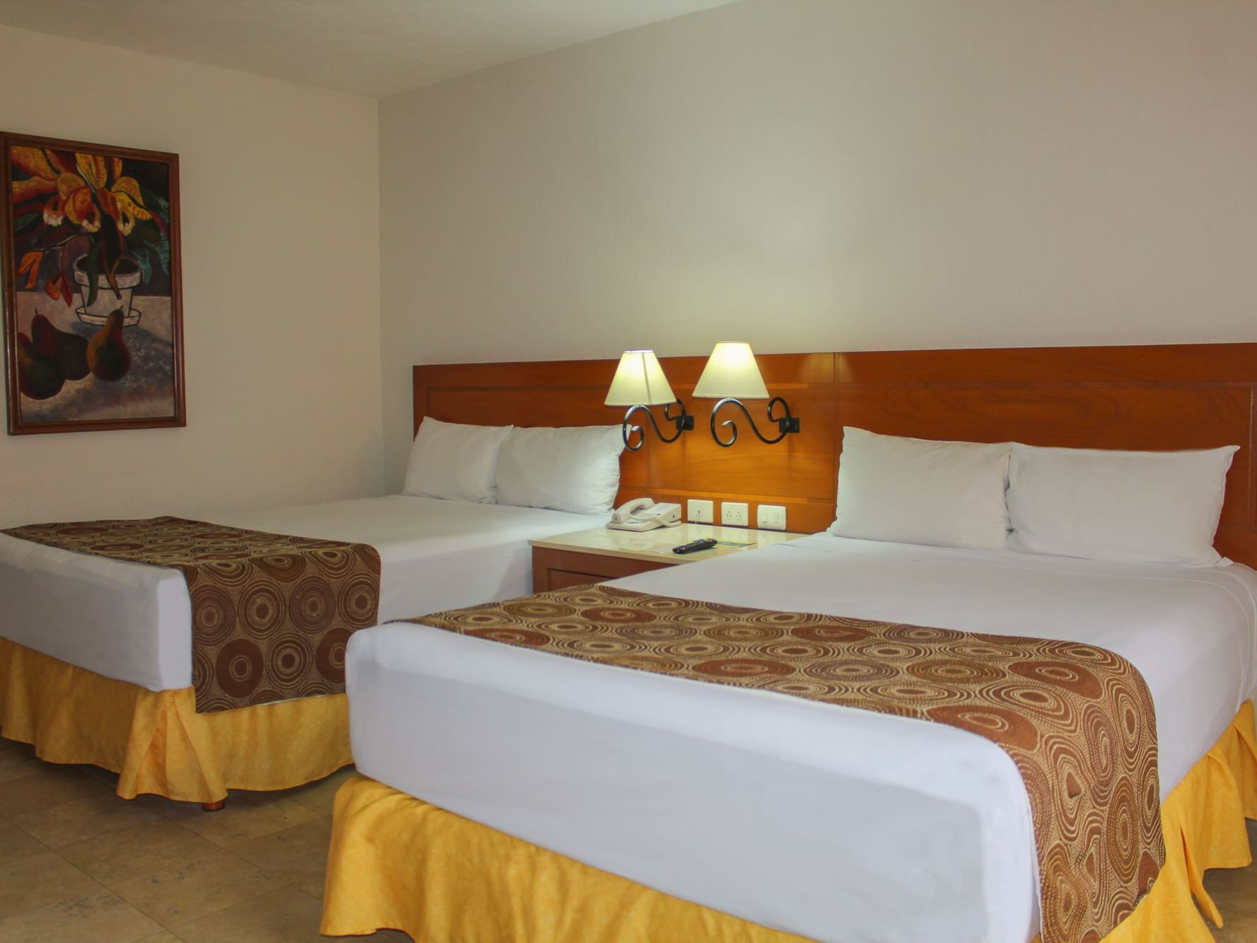 Double Bed Room in Plaza Pelicanos Club Beach Resort