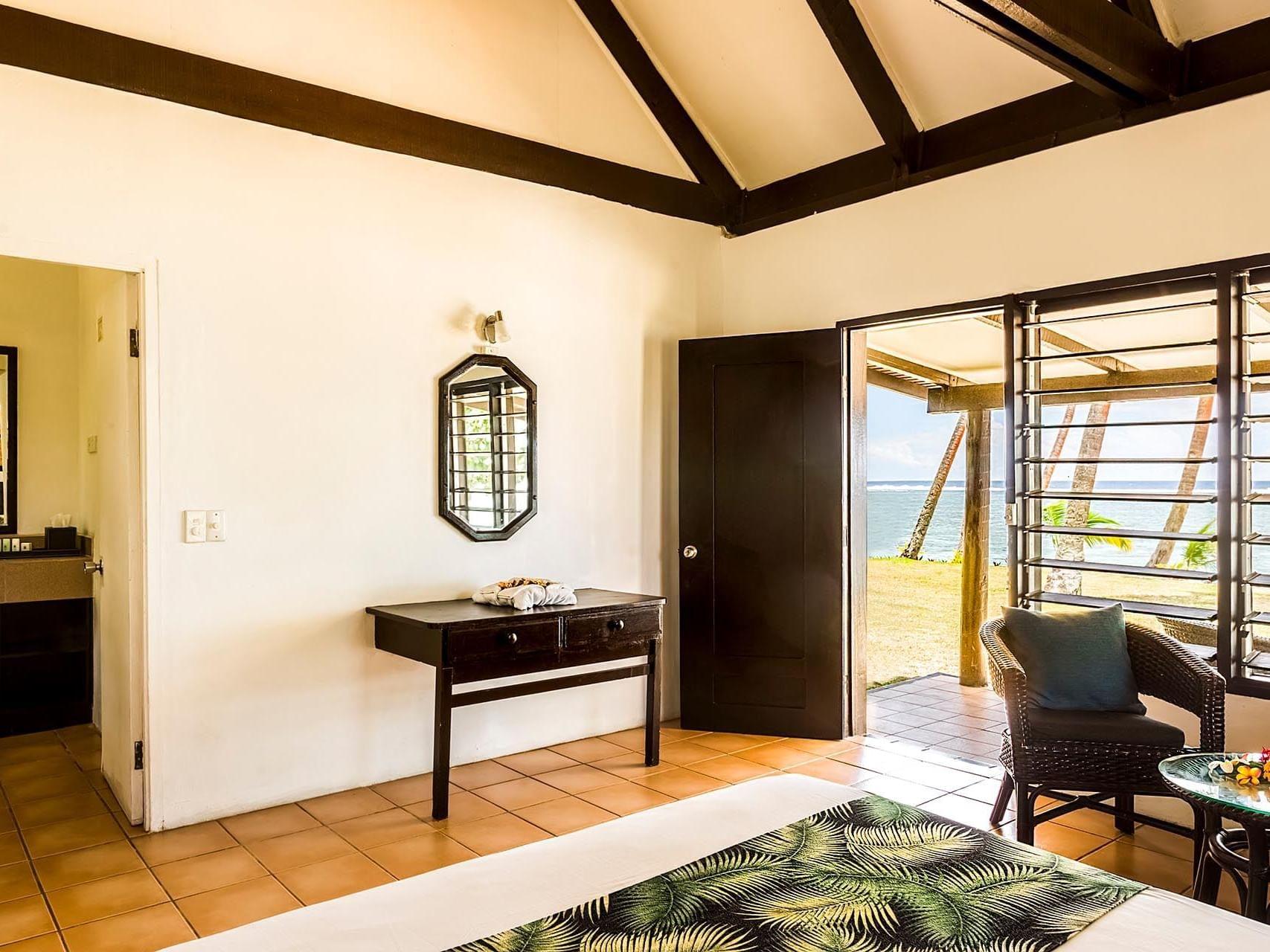 Bedroom at Ocean View Villa