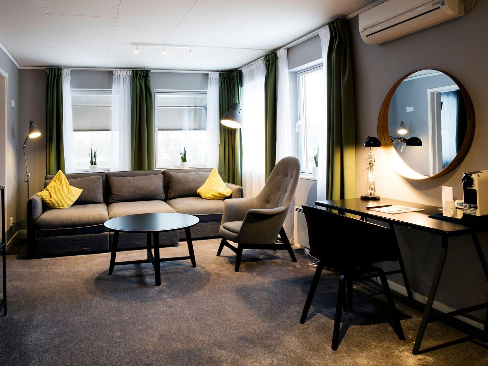 Executive King Room at Welcome Hotel in Järfälla, Sweden