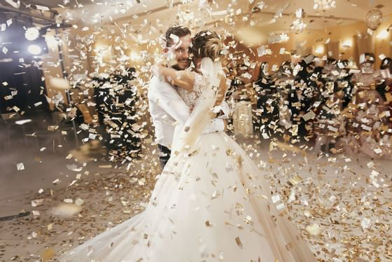 Weddings and events at Sandman Signature Aberdeen Hotel