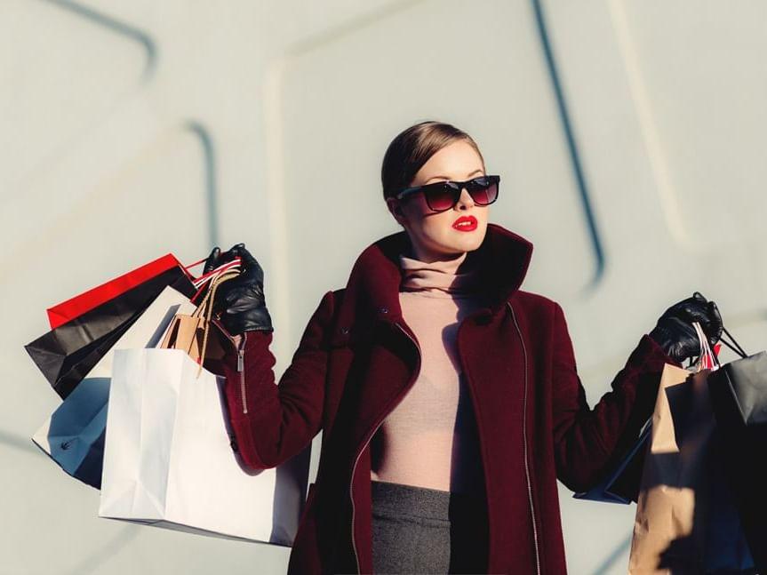 Shopping paket