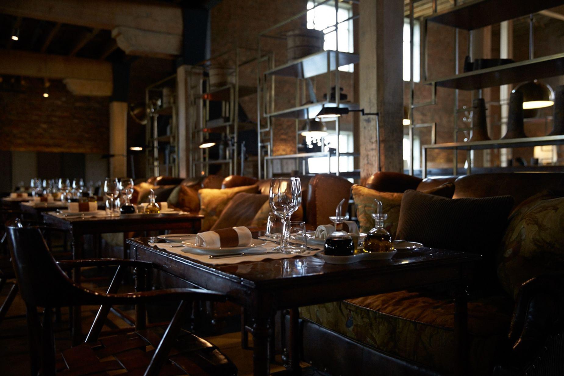 The Singular Restaurant Patagonia