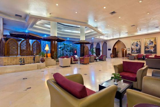 Hall de Azalaï hôtel Bamako