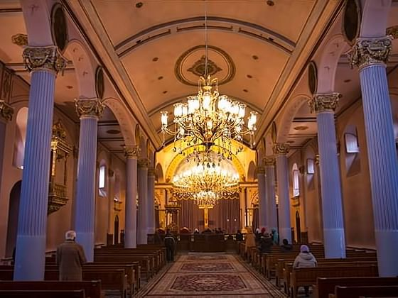Holy Mother of God Patriarchal Church (Surp Asdvadzadzin) Eresin hotels sultanahmet