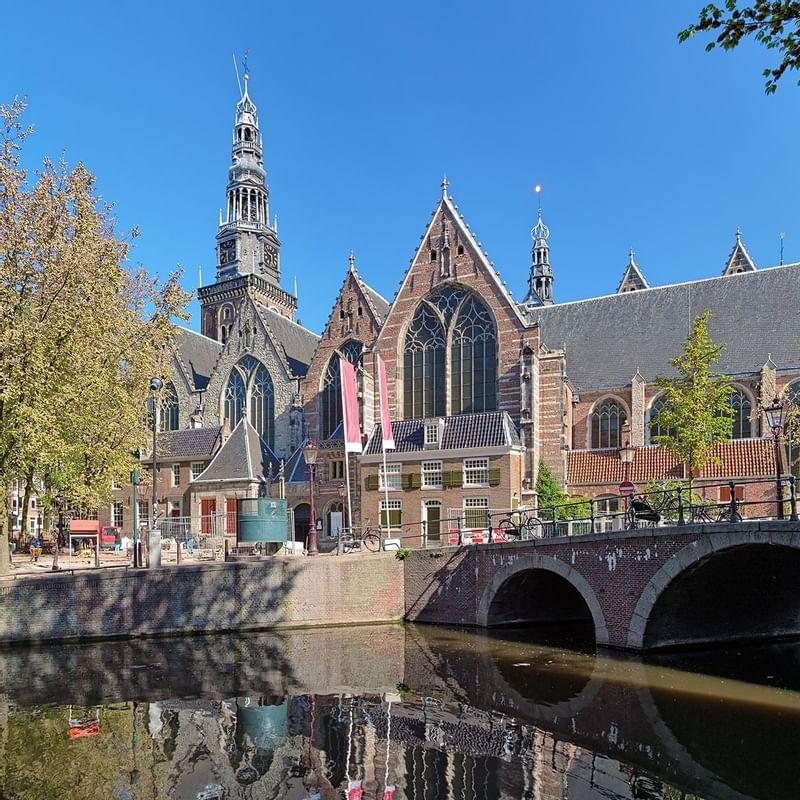 Oude Kerk (Old Church) - WARWICK CORPORATE
