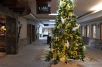 Coast Canmore Hotel & Conference Centre - Christmas Tree in Concourse