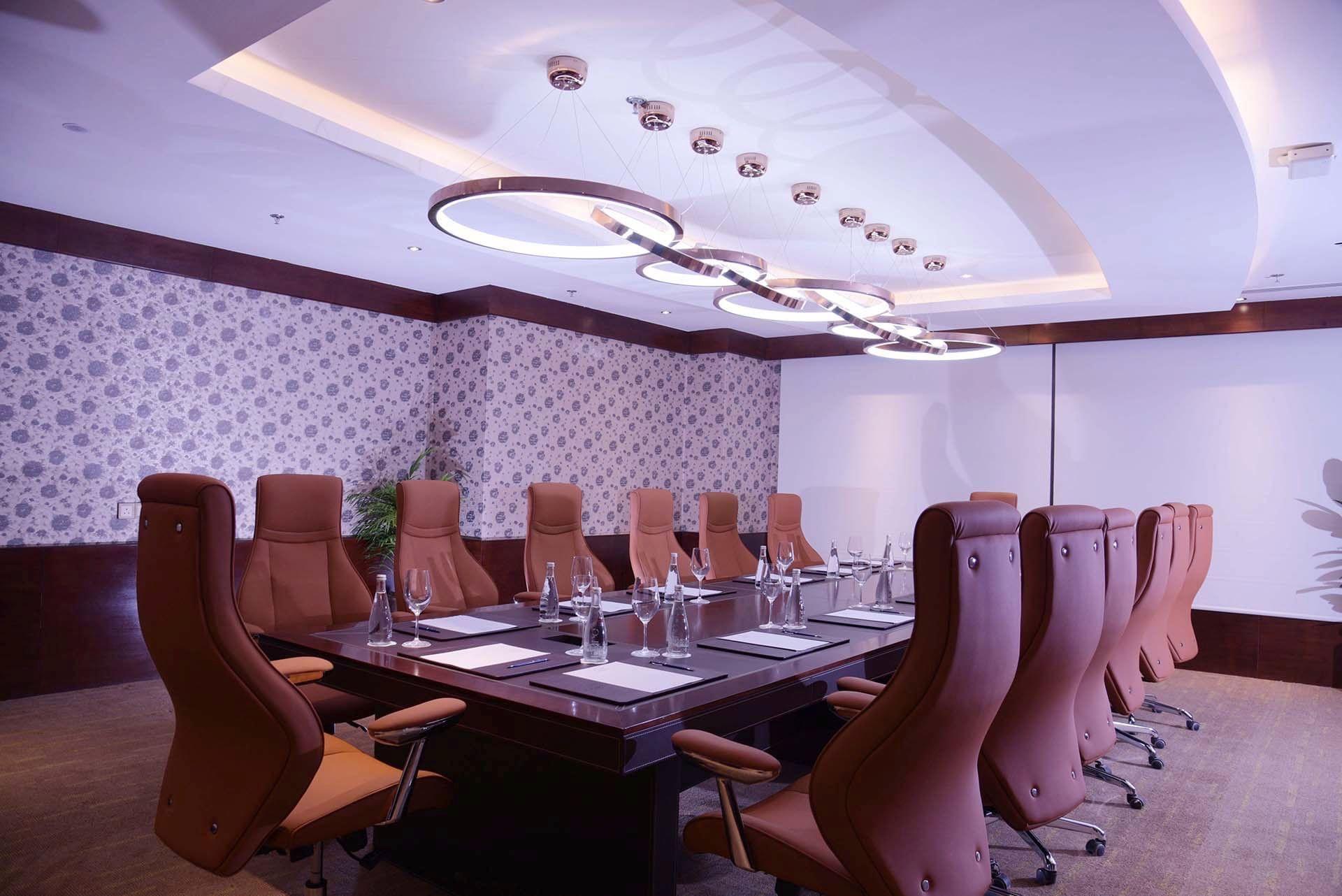 Pearl Meeting Room at Warwick Al Khobar