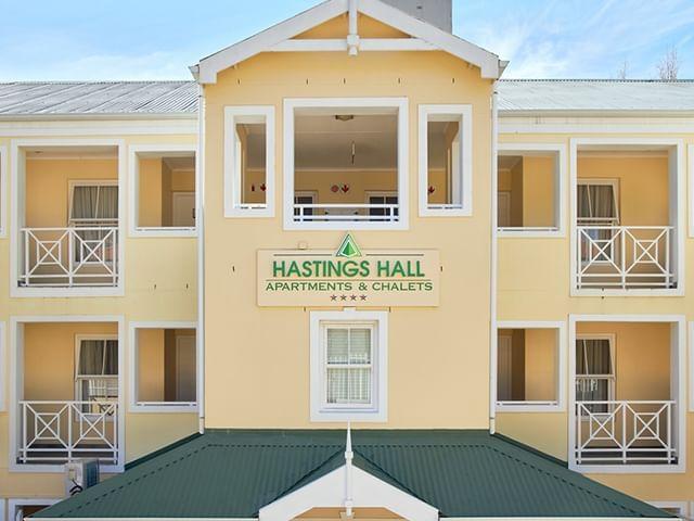 Hastings Hall