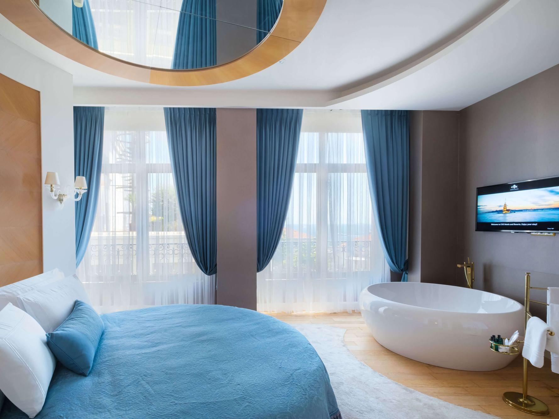 Corner City Suite CVK Park Bosphorus Hotel İstanbul