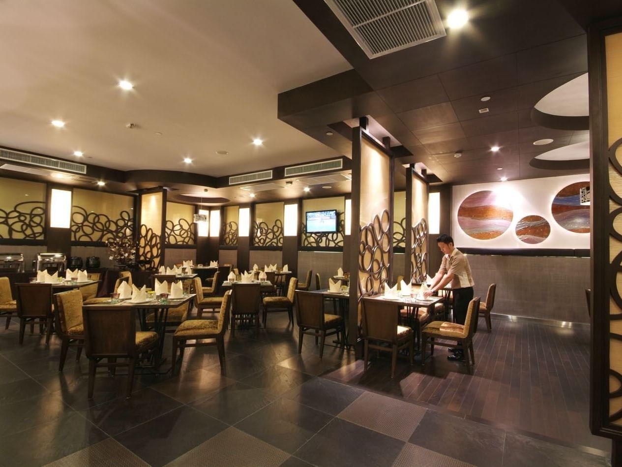 Cafe - Amora Hotel