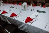 meetings rectangular table