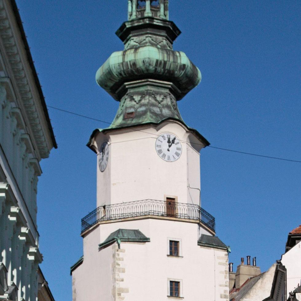 Michael's Gate near Falkensteiner Hotels and Residences