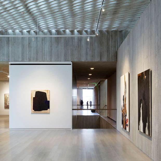 Clyfford Still Museum - WARWICK CORPORATE