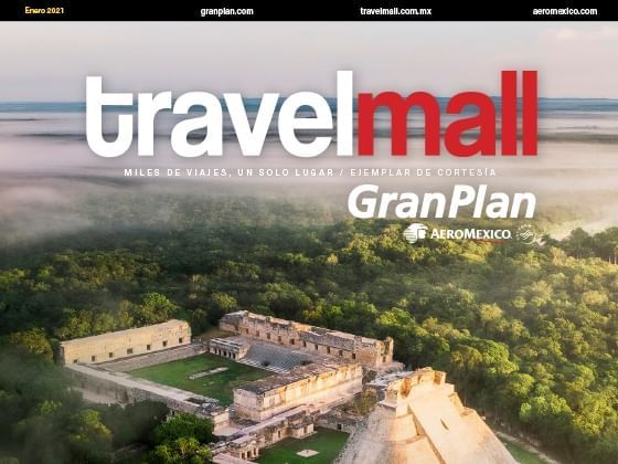 A picture of the hotel Sumaq on the cover page of Travelmall
