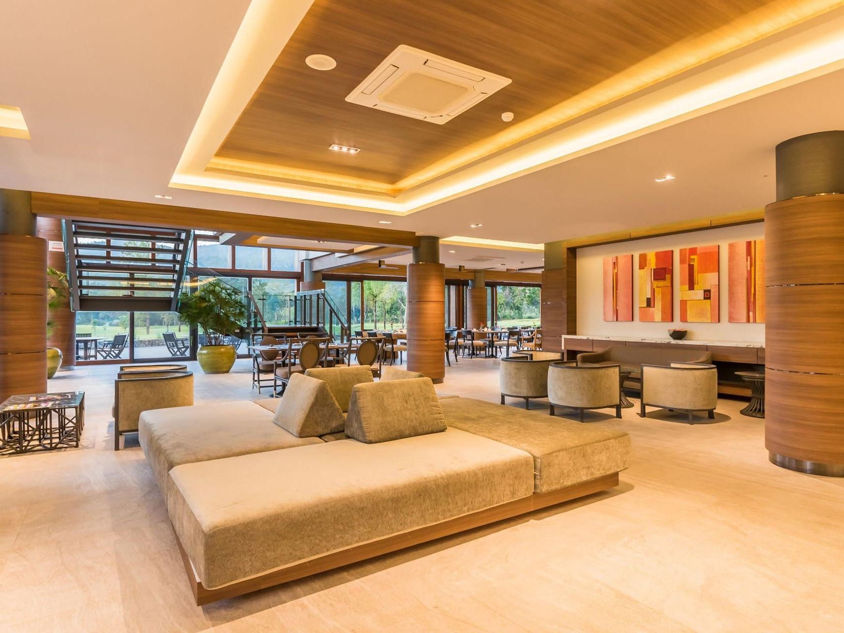 View of Function Rooms at Chatrium Hotel Royal Lake