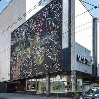 Manor Shopping Centre - WARWICK CORPORATE