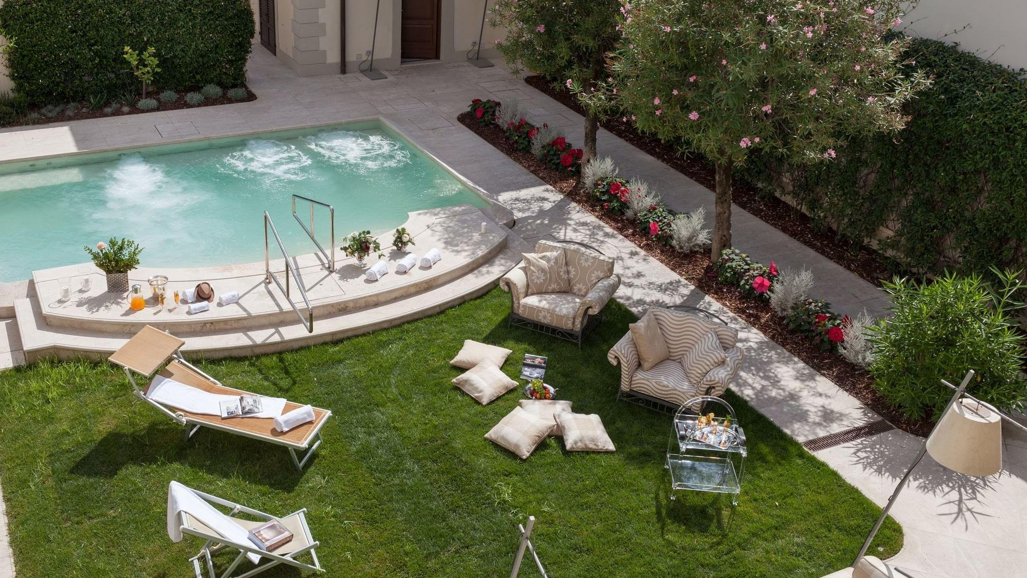 Villa con Piscina in Toscana - Luxury Villa Manin Viareggio | UNA Esperienze