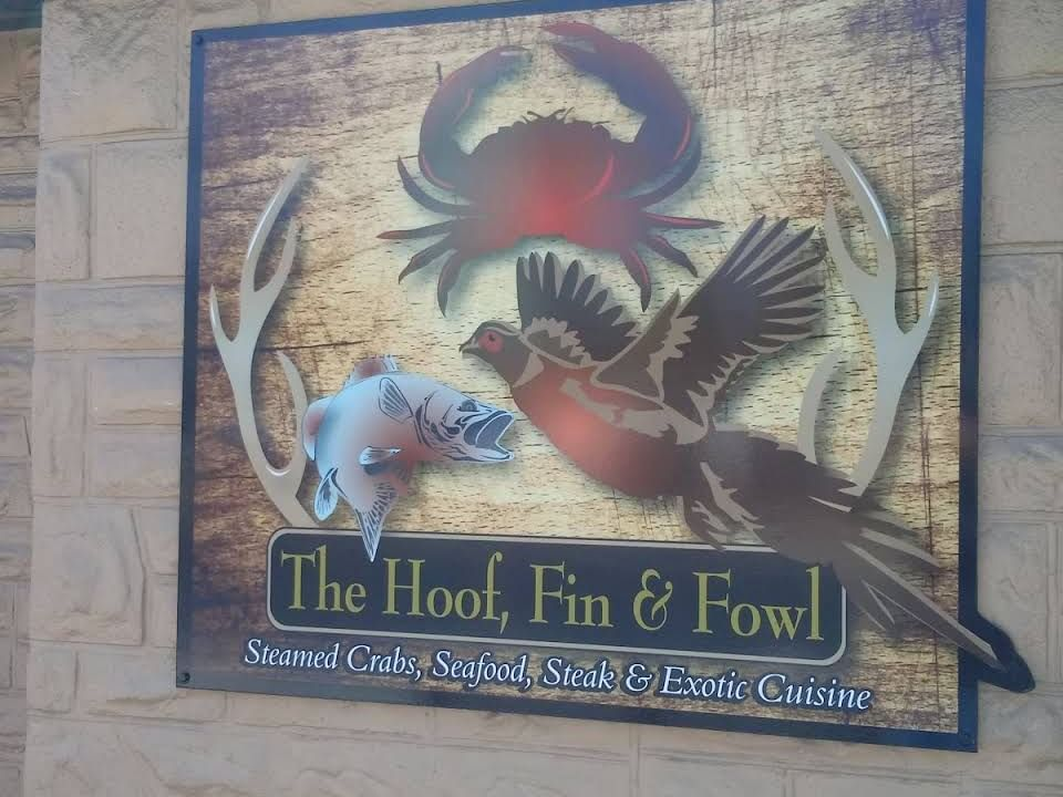 The Hoof Fin and Fowl Resaturant