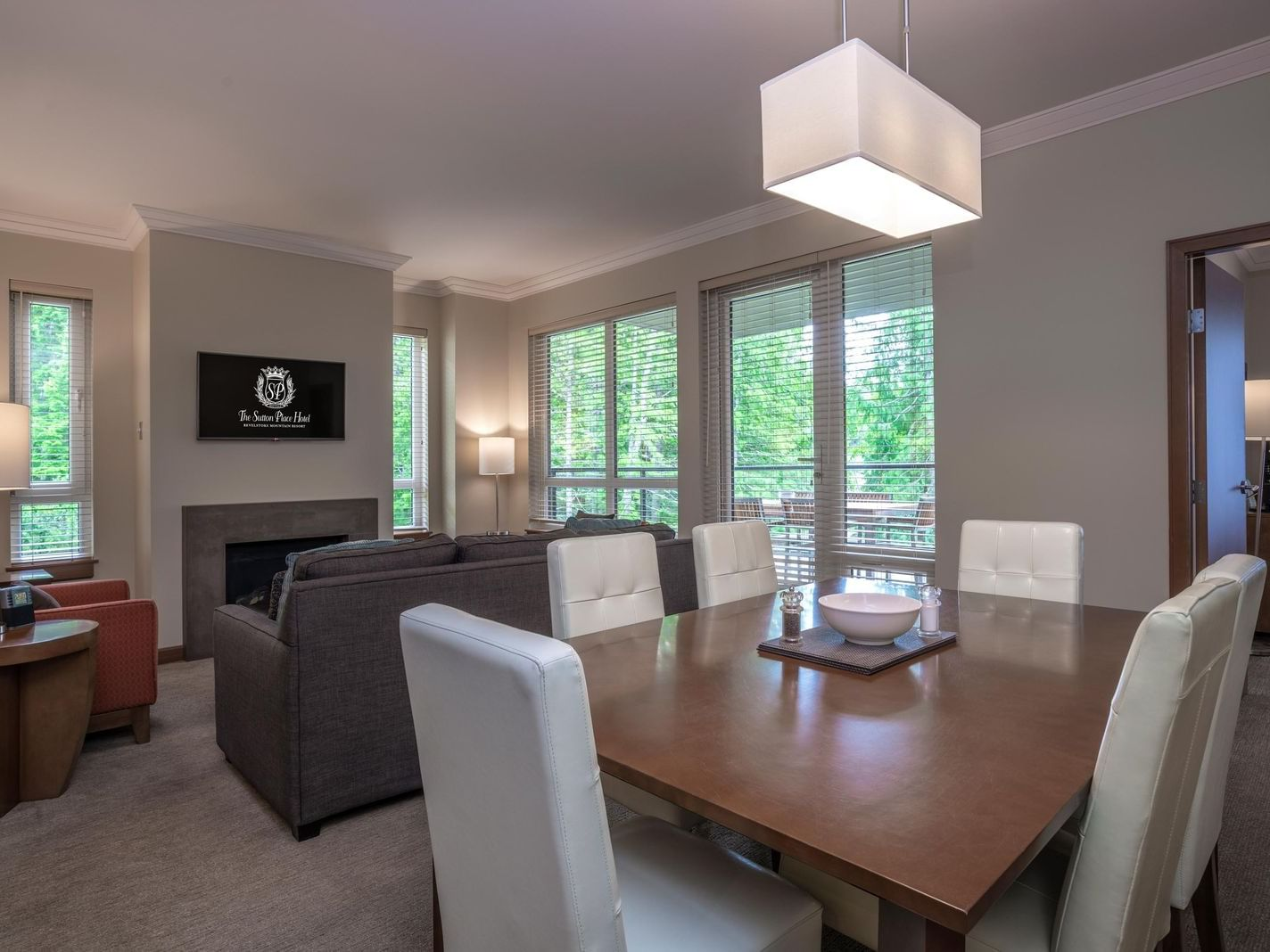 Three Bedroom Suite The Sutton Place Hotel Revelstoke Mountain Resort