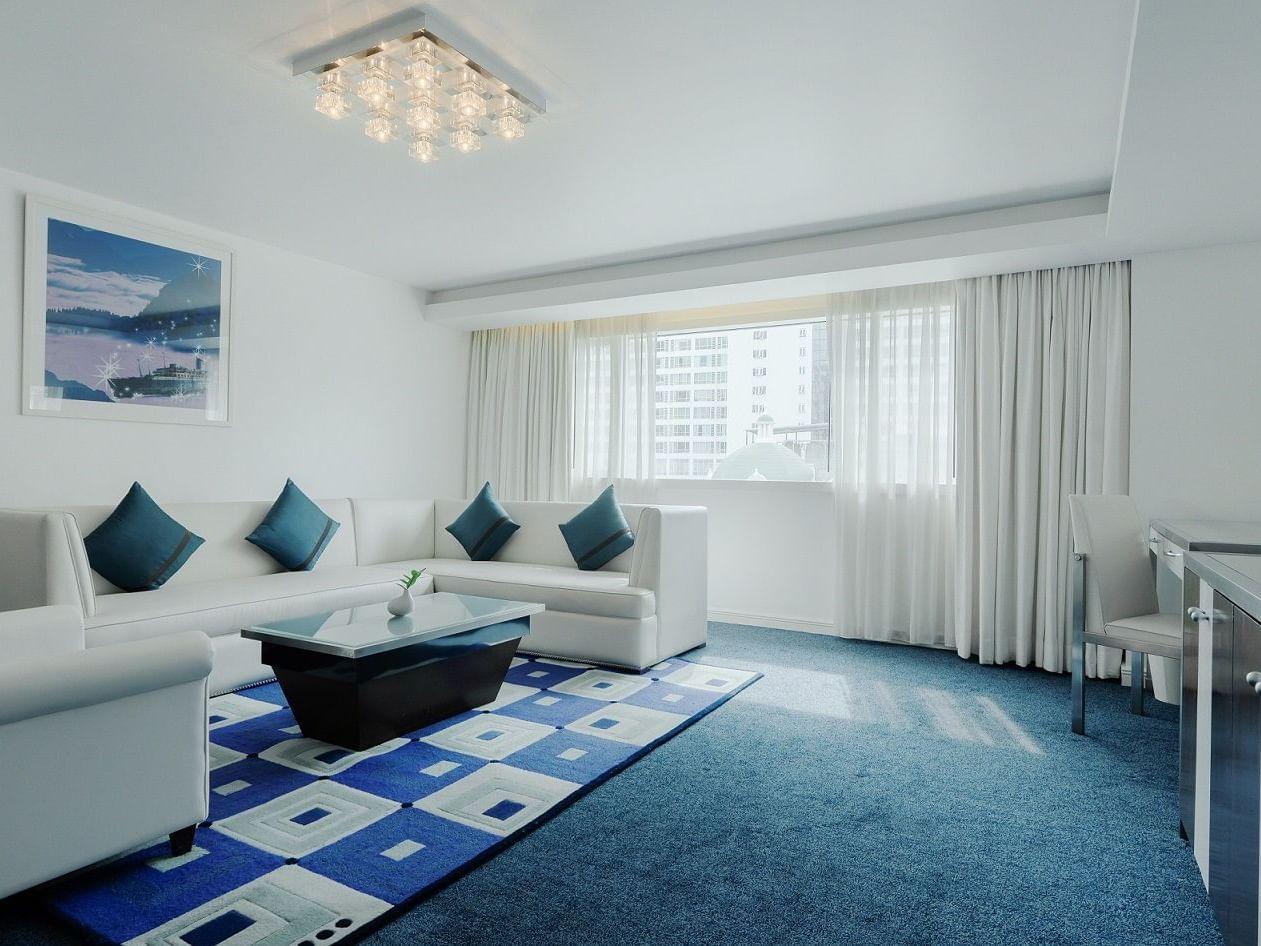 sofa set in Guest House at Dream Bangkok