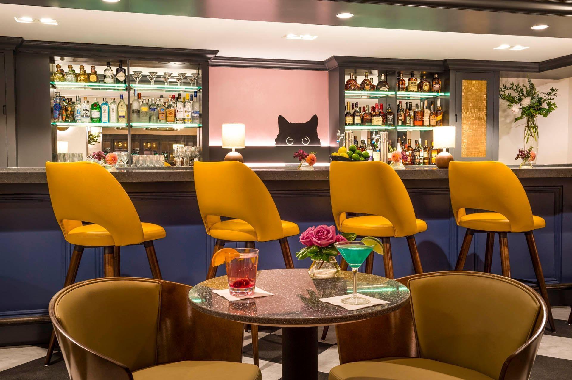 Gattara Restaurant Bar at Warwick Denver
