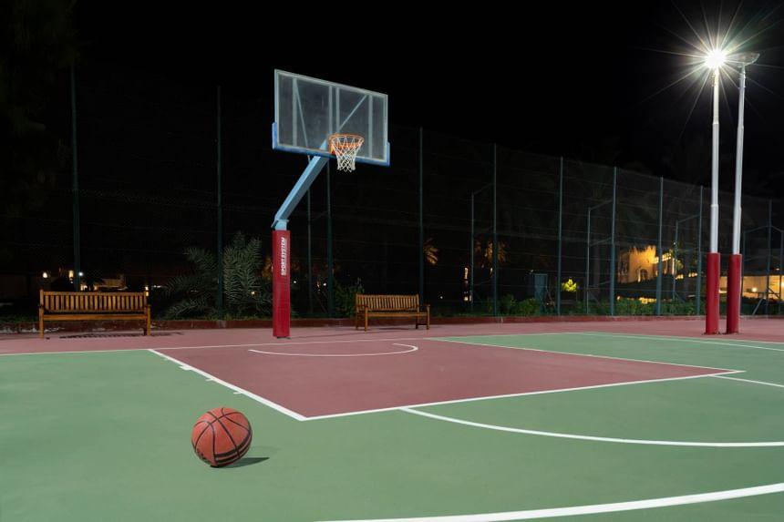 Basketball Court in Sealine Beach Resort