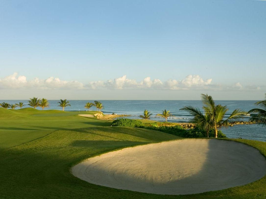 Cinnamon hill golf course near Holiday Inn Montego Bay