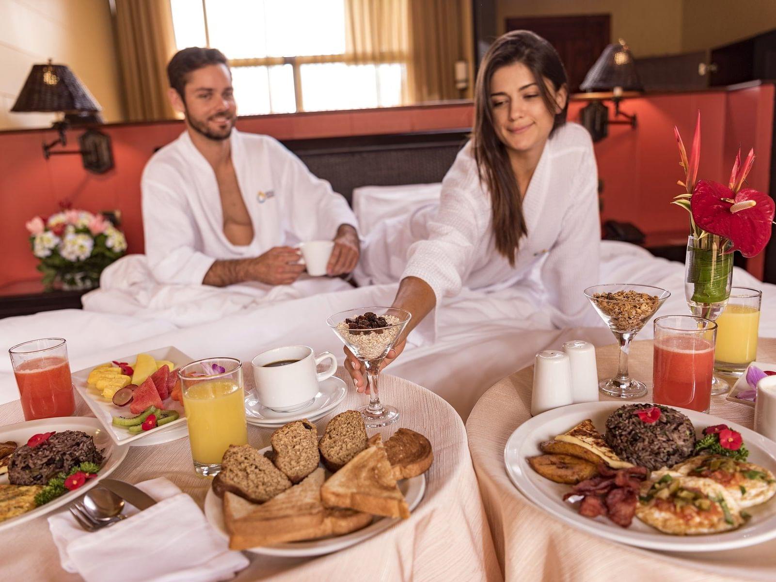 Desayuno Suite Suite