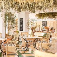 El Olivar restaurant at the Marbella Club
