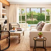 Three-bedroom luxurious villa at the Marbella Club