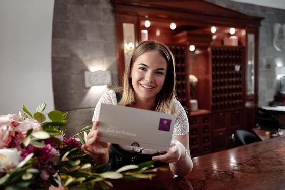 Lehre als Gastgewerbeassistent, IMLAUER Hotel Schloss Pichlarn