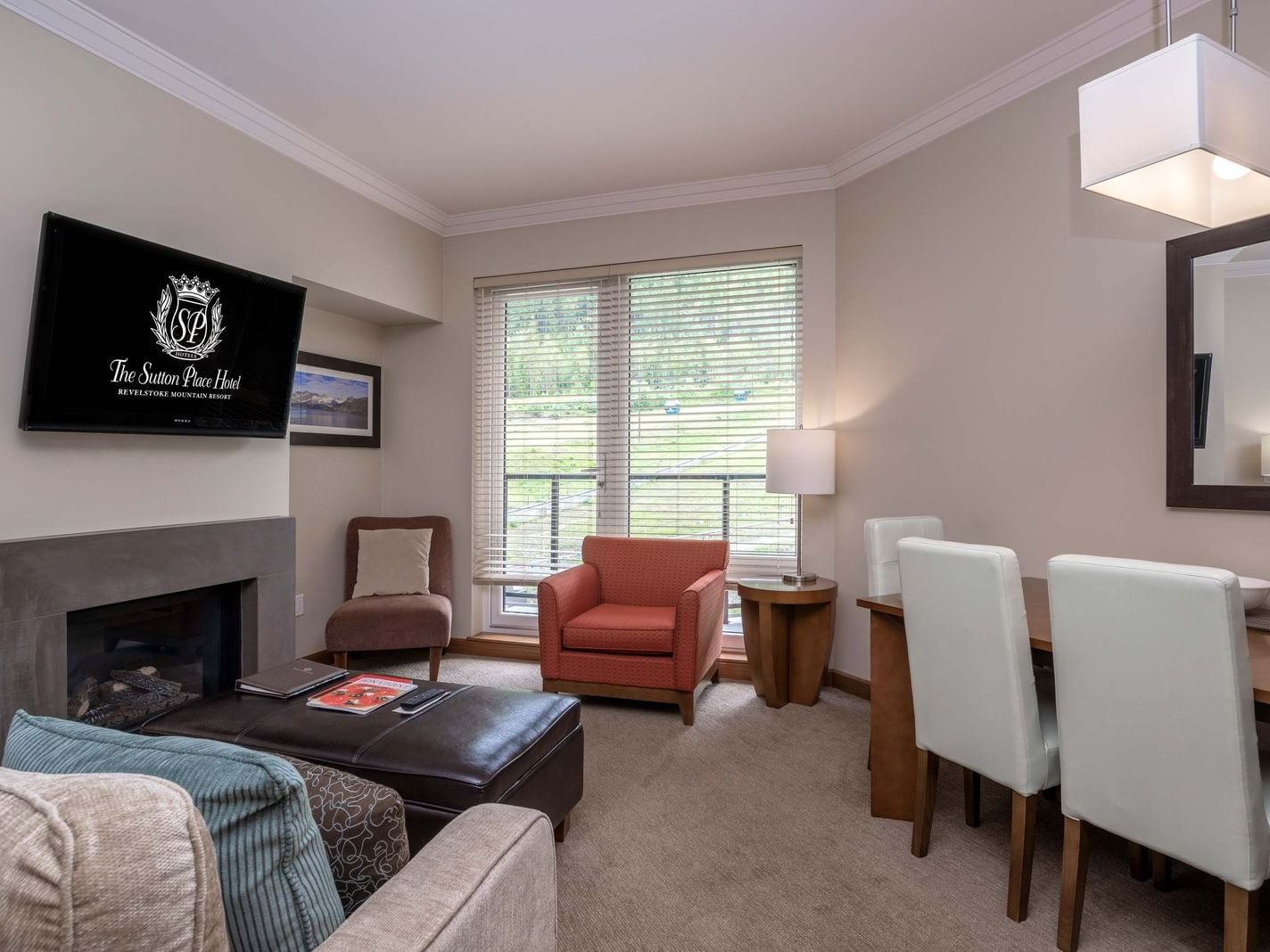 One Bedroom Suite The Sutton Place Hotel Revelstoke Mountain Resort