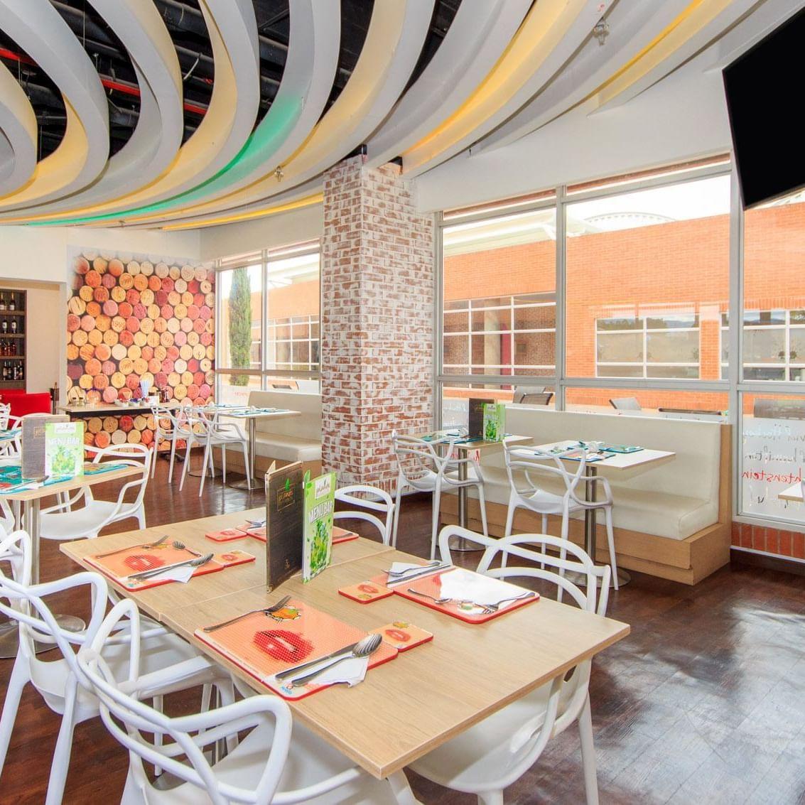 Restaurante Hotel POP ART Tocancipá