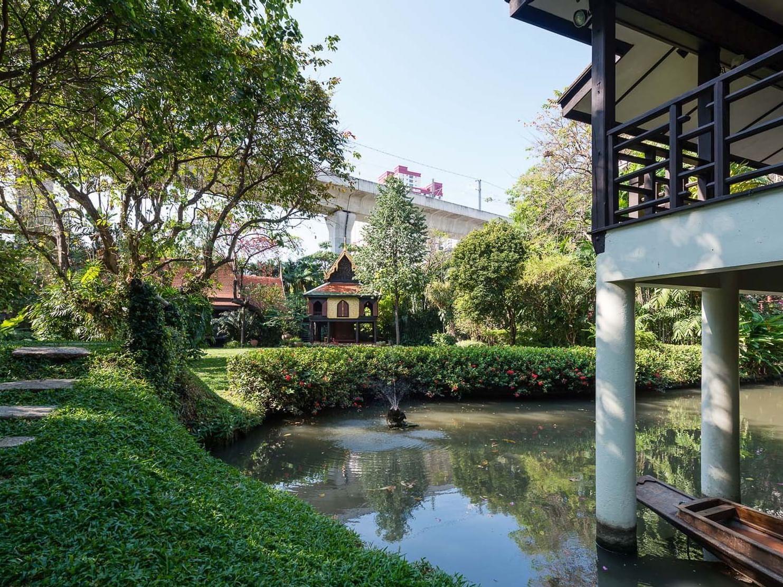 Suan Pakkad Palace Museum near Chatrium Hotel Riverside Bangkok
