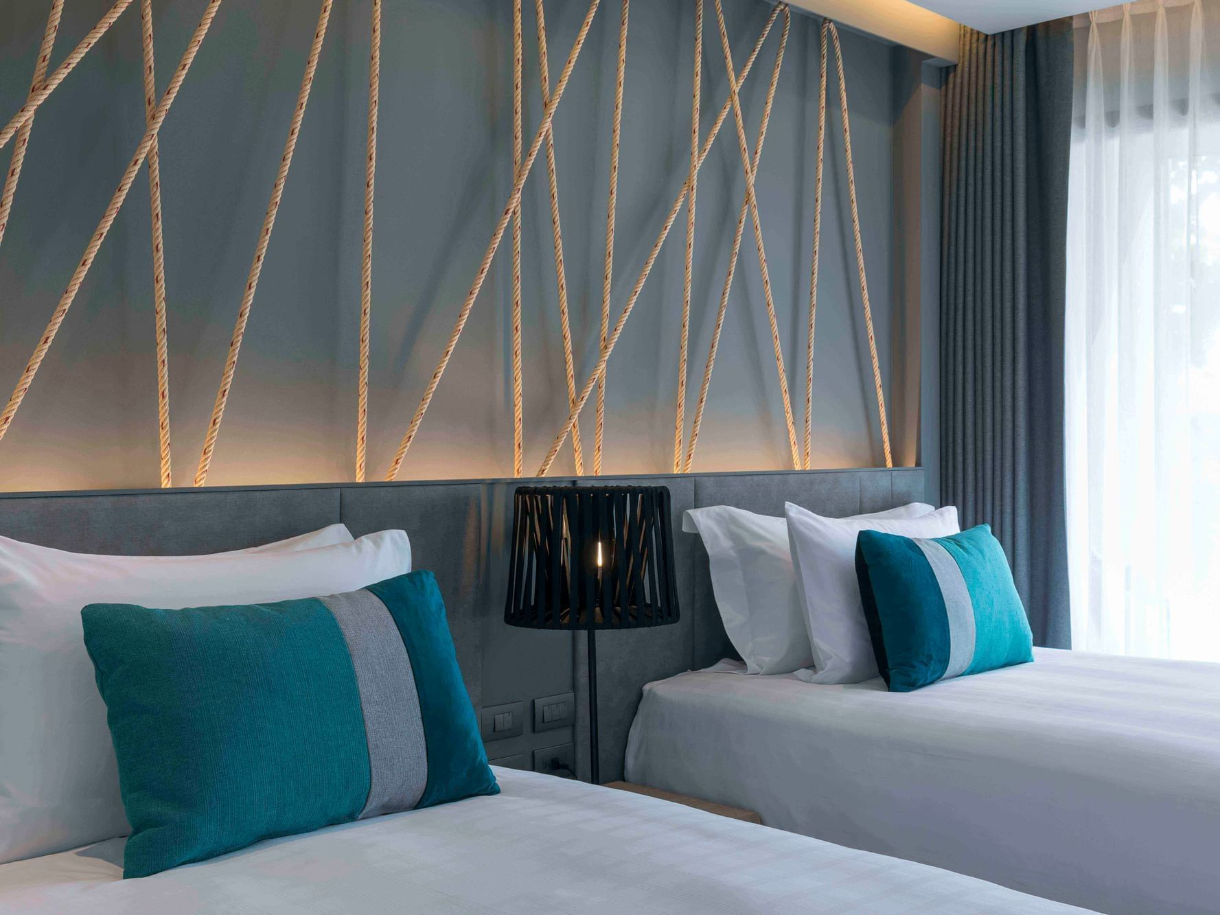 Superior Seaview room at U Hotels and Resorts