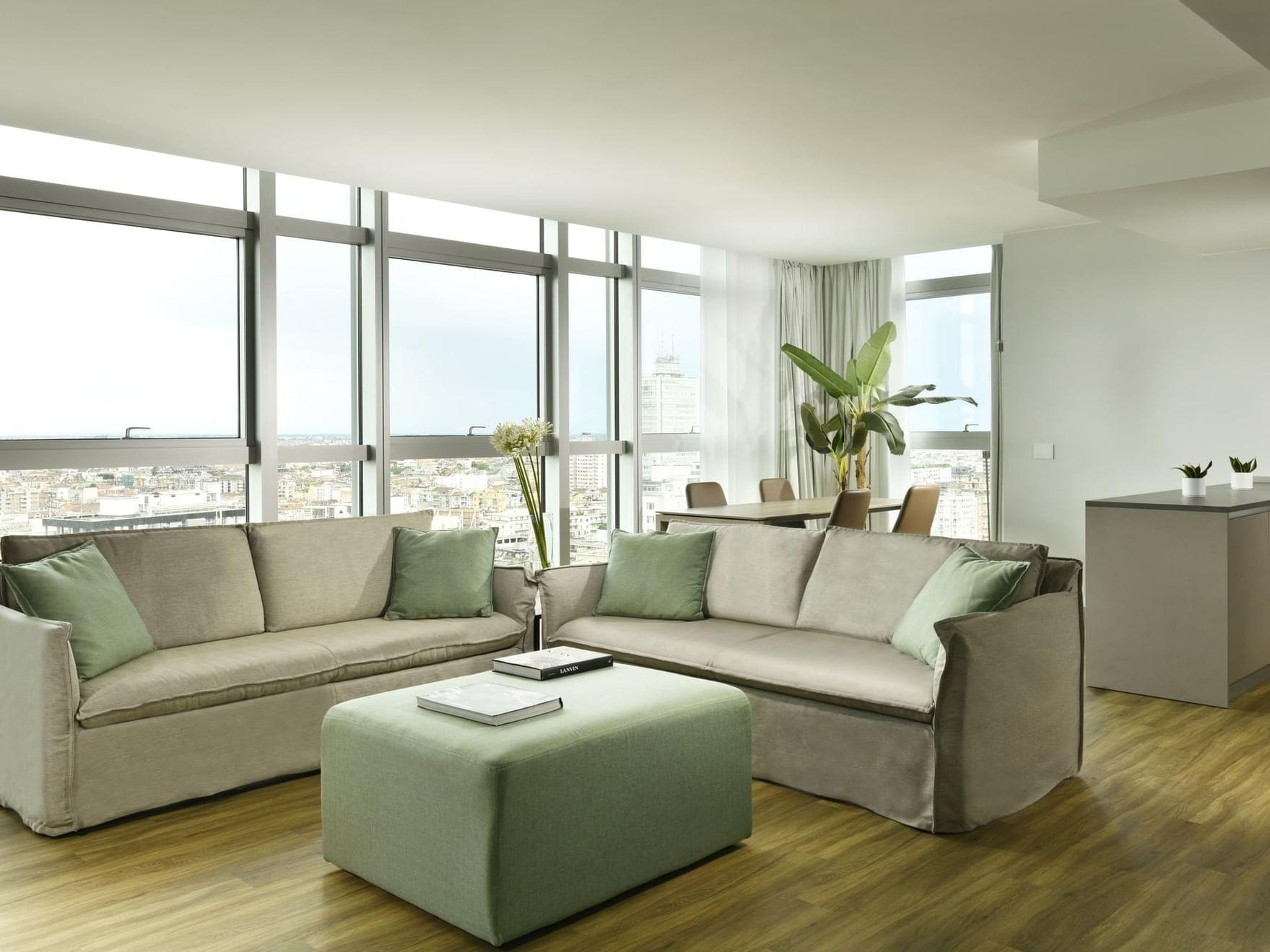 Torre Galfa Milano Luxury Apartments | UNA Esperienze vi dà il benvenuto