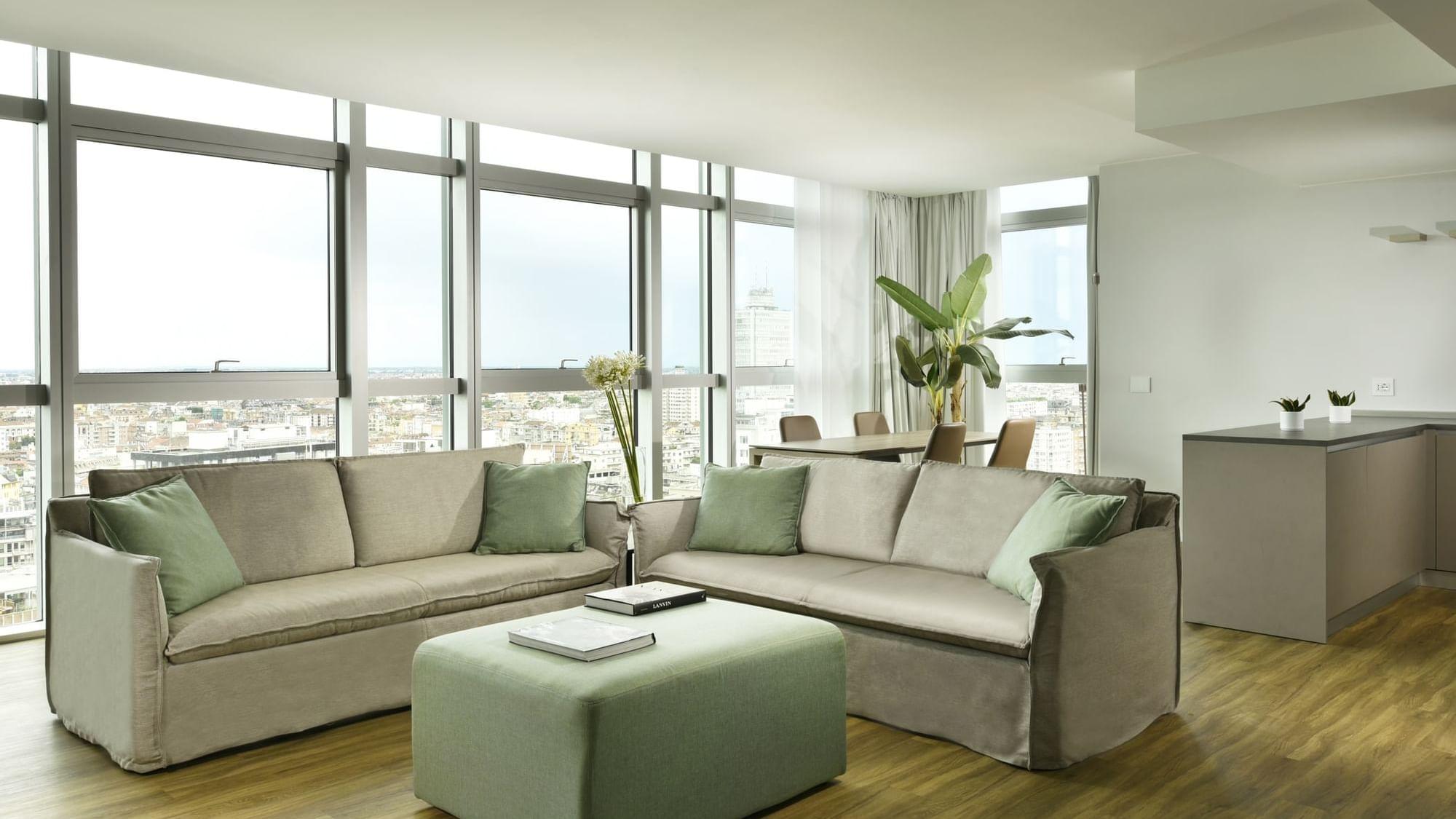 Torre Galfa Milano Luxury Apartments   UNA Esperienze vi dà il benvenuto