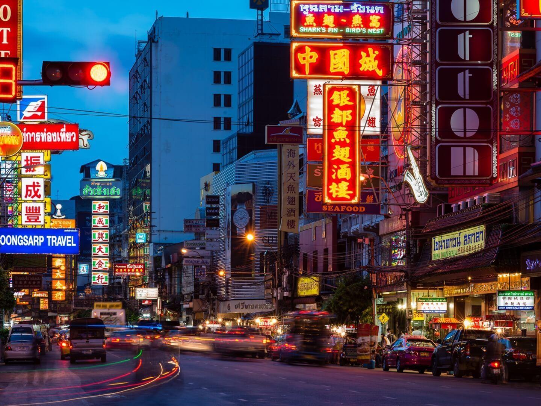 Biggest Chinatown near Emporium Suites by Chatrium