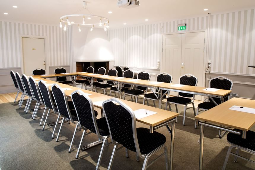 Meeting Room at Welcome Hotel in Järfälla, Sweden