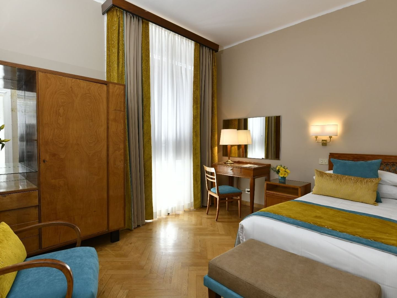 Camera Singola 4 Bettoja Hotels