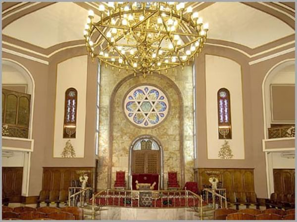 Attraction church  at Eresin Taxim Premier