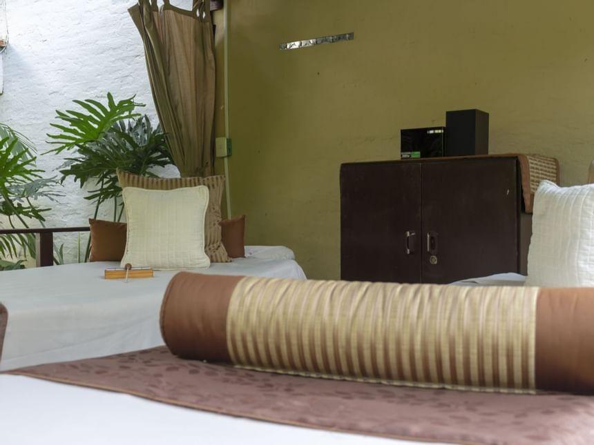 Kupuri Wellness Center at Plaza Pelicanos Club Beach Resort