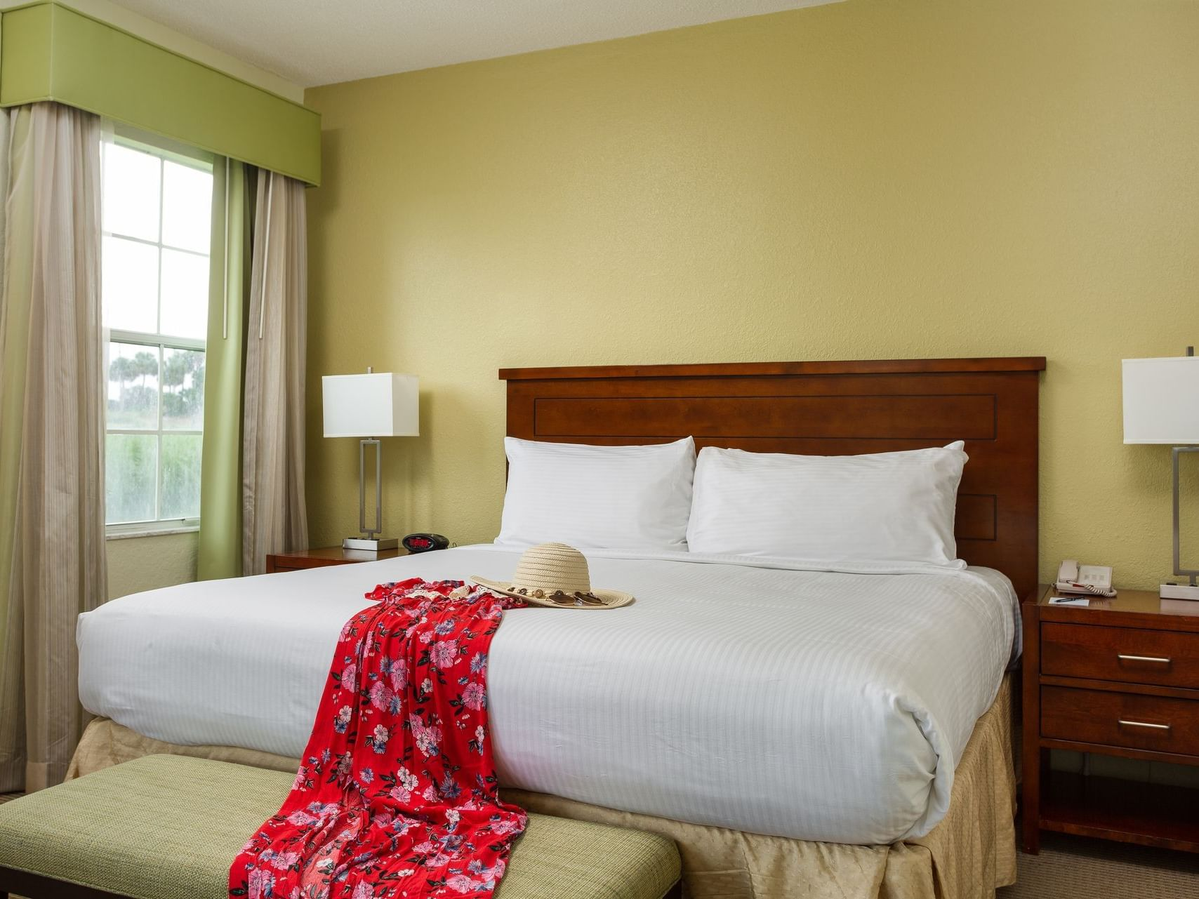 Two Bedroom Standard Room with one bed at Mystic Dunes Resort