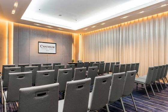 Chatrium Residence Sathon Bangkok Summer Meeting & Event Venue