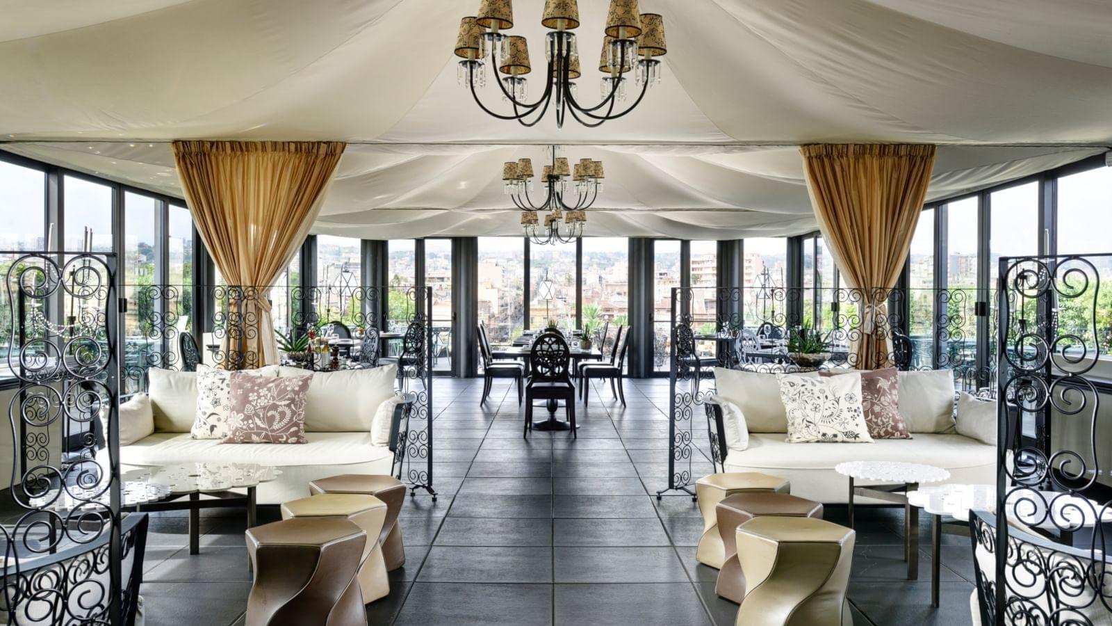 Ristorante a Catania: Etnea Roof Bar & Restaurant by