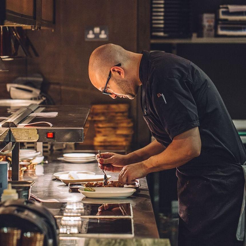 May Fair Kitchen Chef