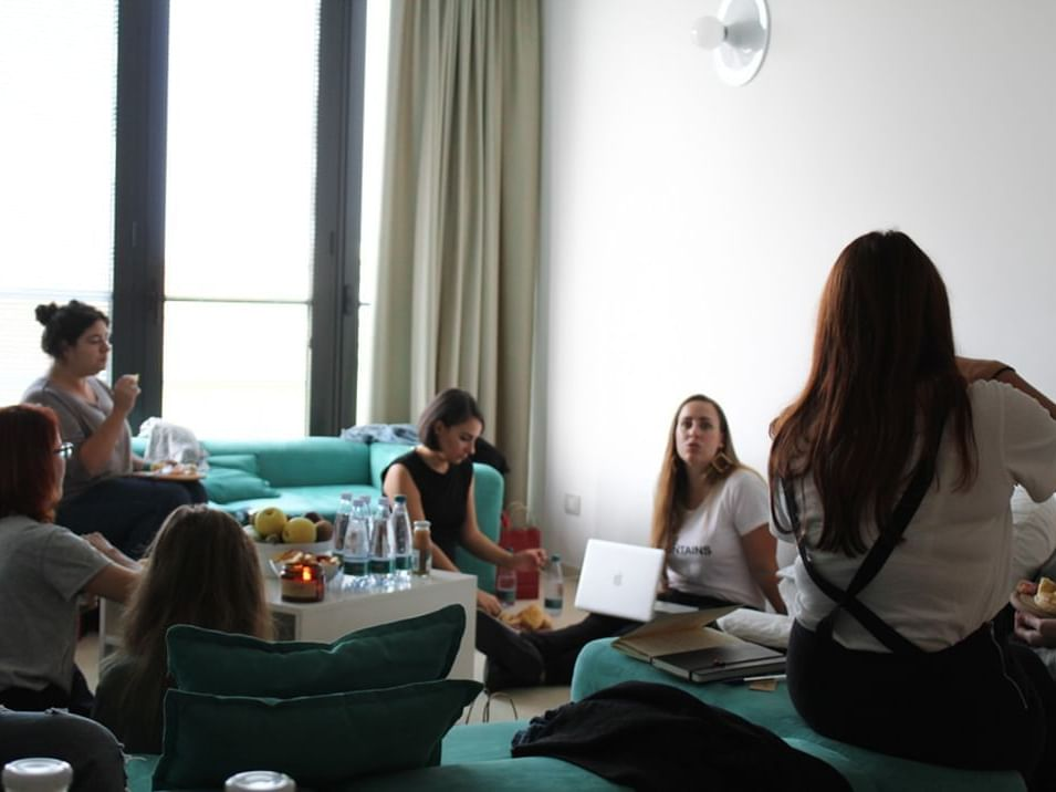 Meetings at DUPARC Contemporary Suites, Torino